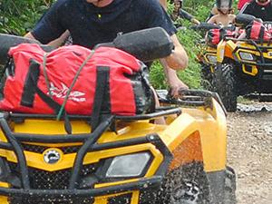 ATVs and Cenote Photos