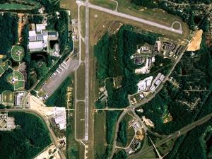 Universidad de Auburn Regional Airport
