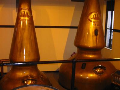 Copper Pot Stills