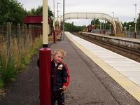 Auchenleck Rail Station