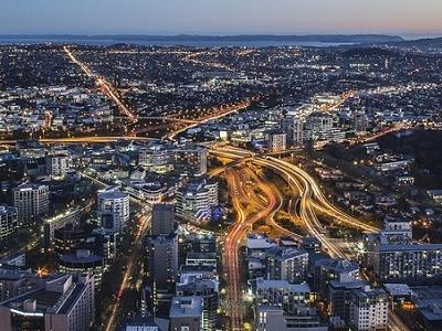 Auckland City Overview NZ