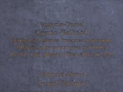 Augstin Daniel Belliard Information