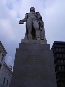 Augstin Daniel Belliard Statue