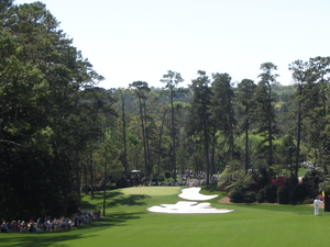 Augusta National Golf Club - Curso 1