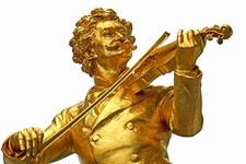 Austria - Johann Strauss II Up Close