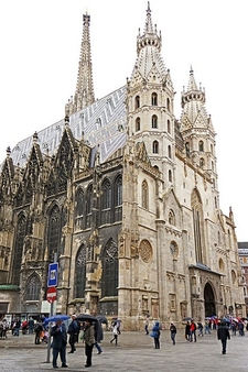 Austria - St. Stephen's Cathedral