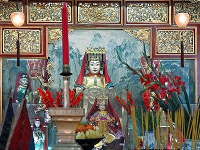 Autel Dédié à Thien Hau (Hoi An)