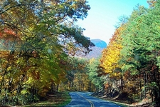 Autumn In Hanging Rock State Park NC