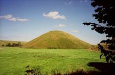 Avebury Stone Circle - Silbury Hill - Wiltshire - England