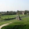 Avebury Stone Circle World Heritage Site - Wiltshire - England