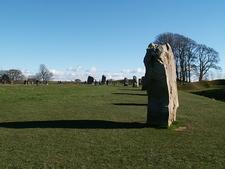 Avebury Stone Circles - Wiltshire - England