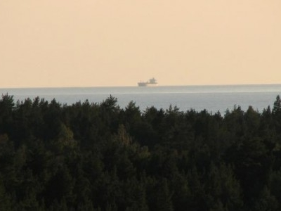 A View From Ovisi Lighthouse