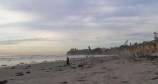 A View From Tourmaline Beach