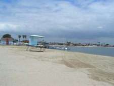 A View Of Alamitos Beach
