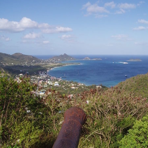 A View Of Hillsborough, Carriacou