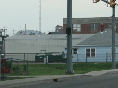 A View Of Jacksons Welcome Sign And Citys Water Tower While Trav