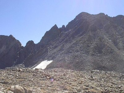 A View Of Mount Agassiz