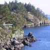 North Pender Islands Shoreline
