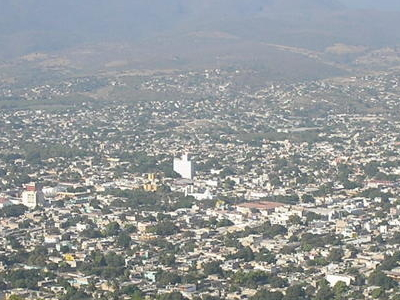 A View Of The City Of Iguala