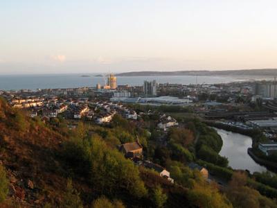 Swansea Kilvey Hill