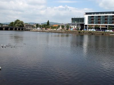 Avoca River And Bridgewater Shopping Centre
