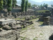 Awantipura Ruins Pahalgav