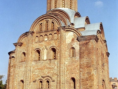 Pyatnytska Church