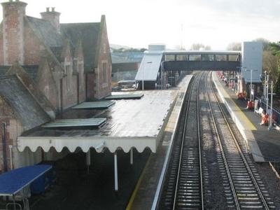 Axminster Station