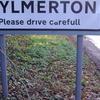 Village Road Sign