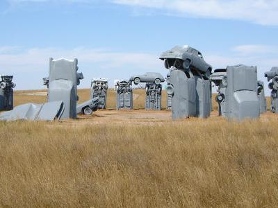 Yool  Carhenge