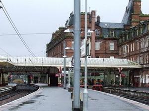 Ayr Rail Station