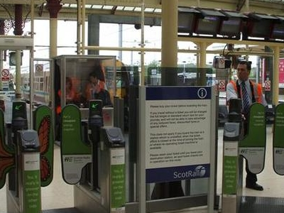 The Automatic Ticket Barriers