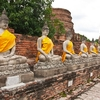 Ayutthaya Ancient City View - Thailand