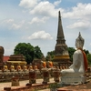 Ayutthaya Historical Park Views