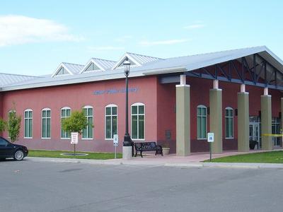 Aztec Public Library