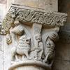 Abbaye De La Sauve Majeure Daniel In The Lions 2 7 Den