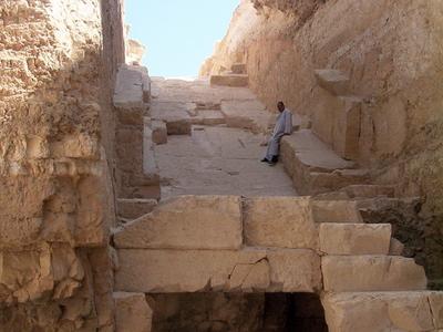 Abu Rawash Burial Pit