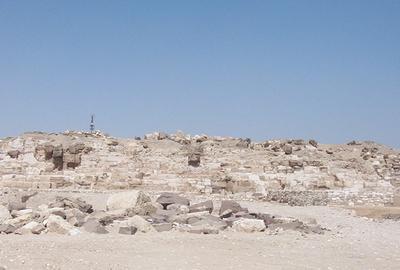 Abu Rawash Pyramid