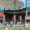 Aces Ballpark Main Entrance