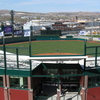 Aces Ballpark From Garage