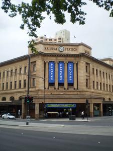 Adelaide Railway Station Adelaide