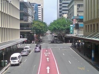Adelaide Street Bus Mall