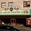 Marquee For Adler Theatre