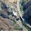 Aerial View Of Gaviota Tunnel