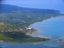 Aerial View Of Dauis