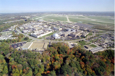 Aerial View Of Glenn Research Center