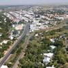 Aerial View Of Upington