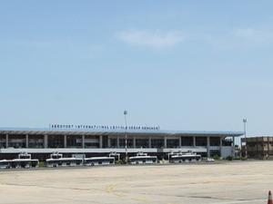 Dakar-Yoff-Leopold Sedar Senghor Aeropuerto Internacional