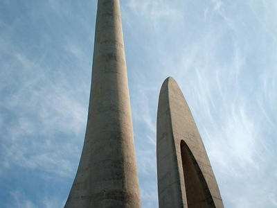 Obelisks Of The Language Monument