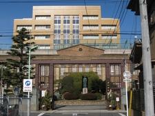 Aichi Gakuin Kusumoto Main Gate